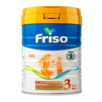Packshot of Friso® 3 800g tin Netherlands